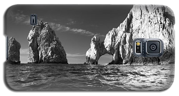 Cabo In Black And White Galaxy S5 Case