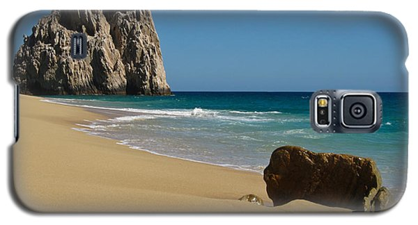 Cabo San Lucas Beach 1 Galaxy S5 Case