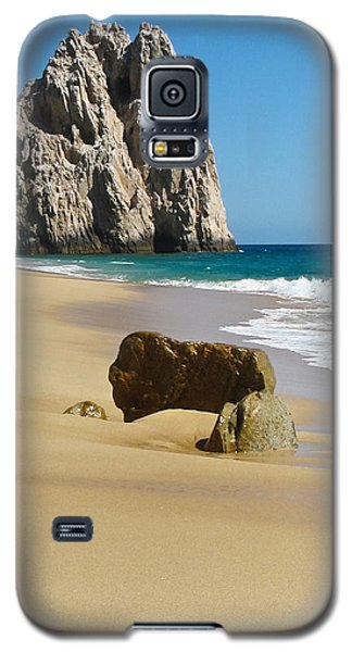 Cabo San Lucas Beach 2 Galaxy S5 Case