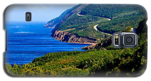 Cabot Trail Galaxy S5 Case