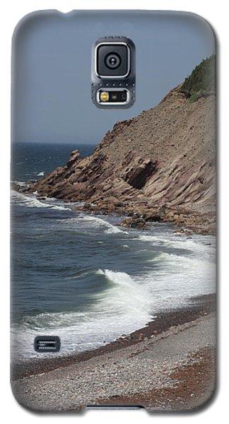 Cabot Trail Scenery Galaxy S5 Case by Robin Regan