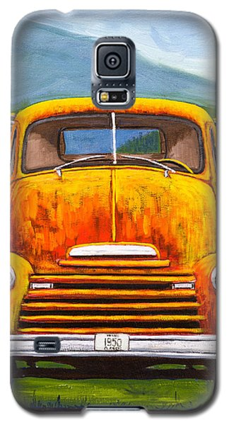 Cabover Truck Galaxy S5 Case