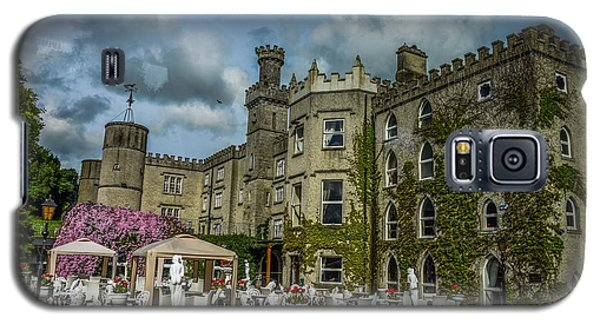 Cabra Castle - Ireland Galaxy S5 Case by Marilyn Burton