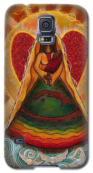 Cachita Madonna Galaxy S5 Case by Deborha Kerr