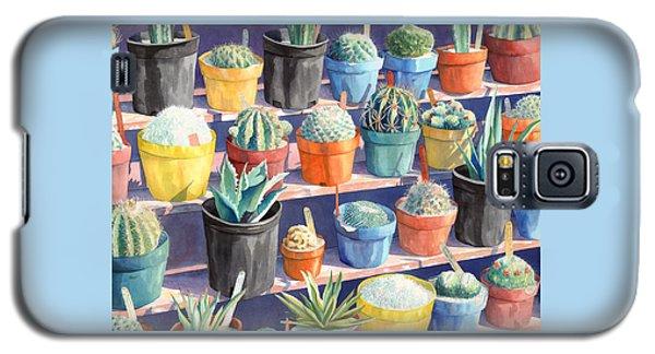 Cacti Chorusline Galaxy S5 Case