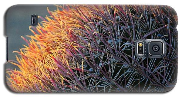 Cactus Rose Galaxy S5 Case