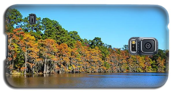 Caddo Lake 1 Galaxy S5 Case