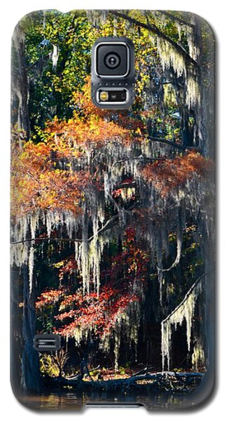 Caddo Lake 40 Galaxy S5 Case