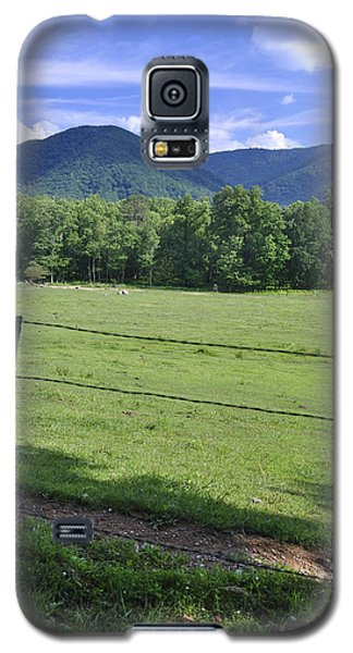Cades Cove 1 Galaxy S5 Case