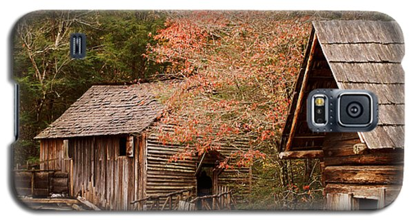 Cades Cove Grist Mill Galaxy S5 Case