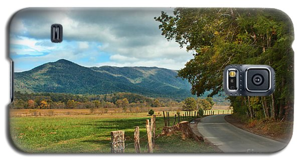 Cades Cove  Galaxy S5 Case