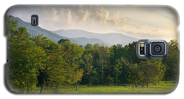 Cades Cove Galaxy S5 Case by Melinda Fawver