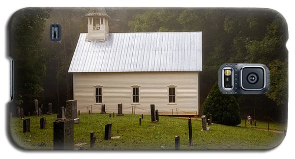 Cades Cove Methodist Church Galaxy S5 Case