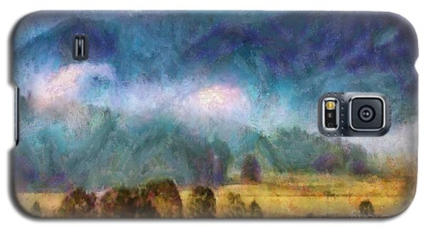 Cades Cove Tennessee  Galaxy S5 Case by Elizabeth Coats