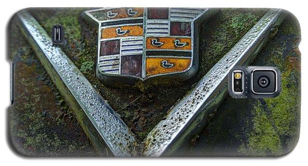 Cadillac Emblem Galaxy S5 Case