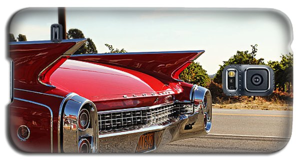 Cadillac In Wine Country  Galaxy S5 Case