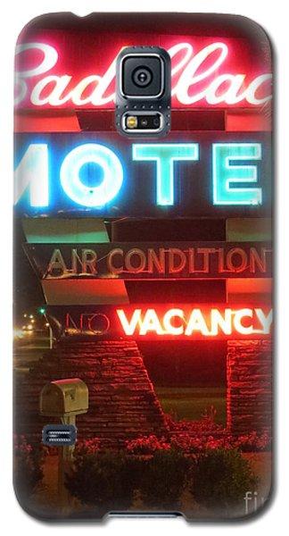 Cadillac Motel Galaxy S5 Case