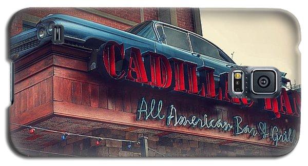 Cadillac Ranch Galaxy S5 Case by Mary Zeman