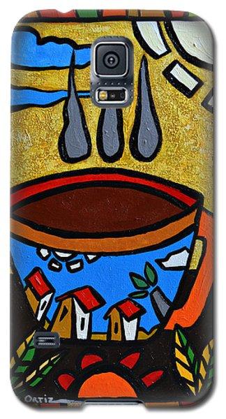 Cafe Criollo  Galaxy S5 Case