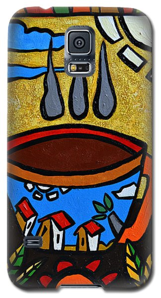 Cafe Criollo  Galaxy S5 Case