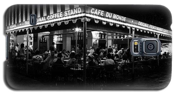 Cafe Du Monde Galaxy S5 Case