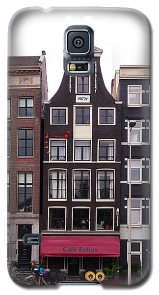Cafe Pollux Amsterdam Galaxy S5 Case