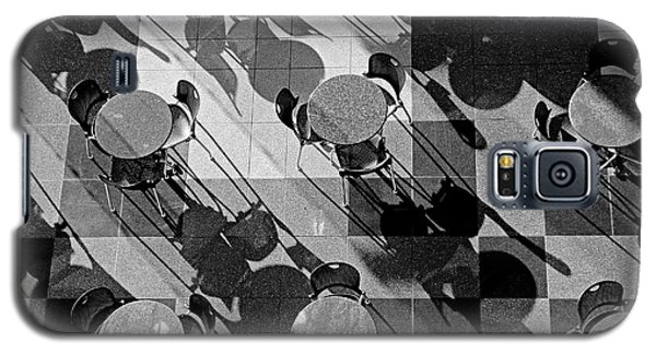 Cafe Tables And Chairs Galaxy S5 Case