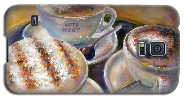 Caffe Nero Galaxy S5 Case by Bonnie Goedecke