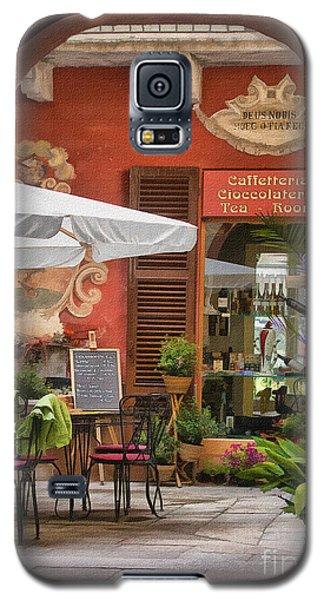 Caffeteria Orta San Guilio Galaxy S5 Case