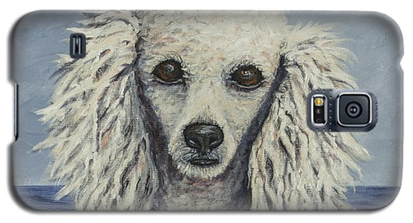 Galaxy S5 Case featuring the painting Caine by Darice Machel McGuire