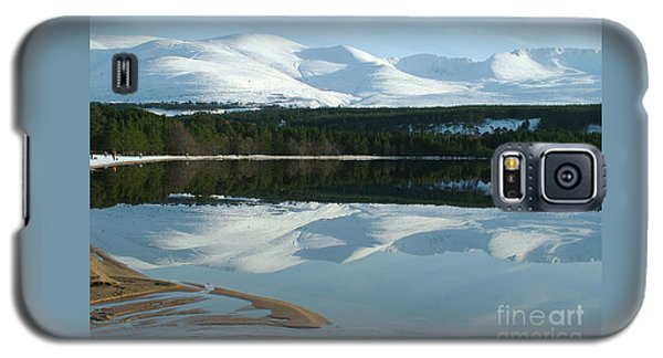 Cairngorm Winter Galaxy S5 Case