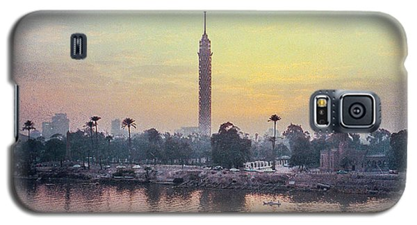 Cairo And The Nile Galaxy S5 Case