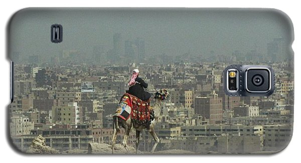 Cairo Egypt Galaxy S5 Case by Jennifer Wheatley Wolf