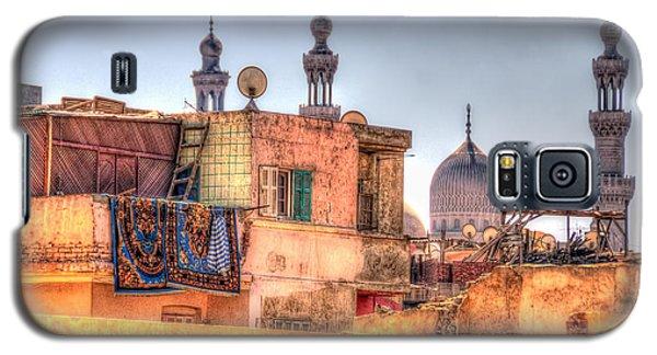 Cairo Skyline Galaxy S5 Case