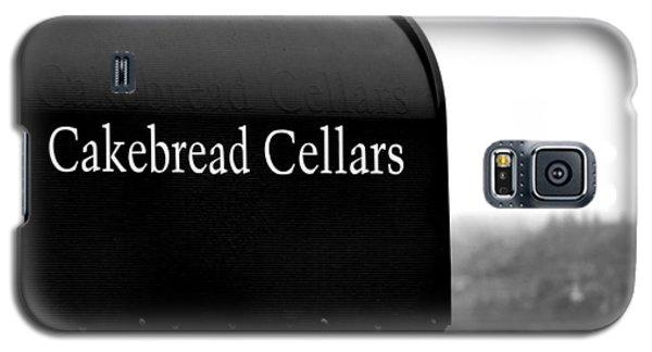 Cakebread Cellars Galaxy S5 Case