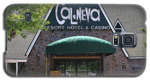 Cal Neva - Lake Tahoe Galaxy S5 Case