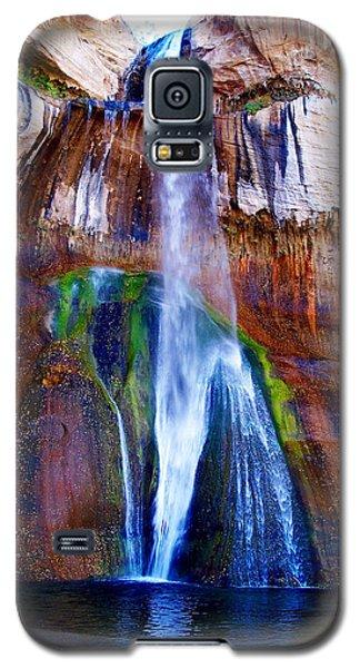 Calf Creek Falls Galaxy S5 Case