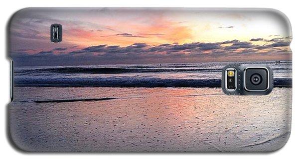Cali Sunset Galaxy S5 Case by Julia Ivanovna Willhite
