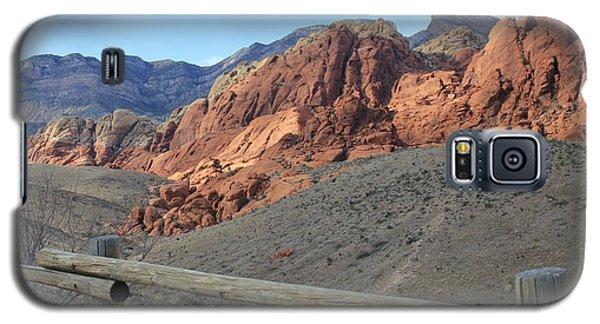 Calico Hills Az Galaxy S5 Case by Kathleen Scanlan