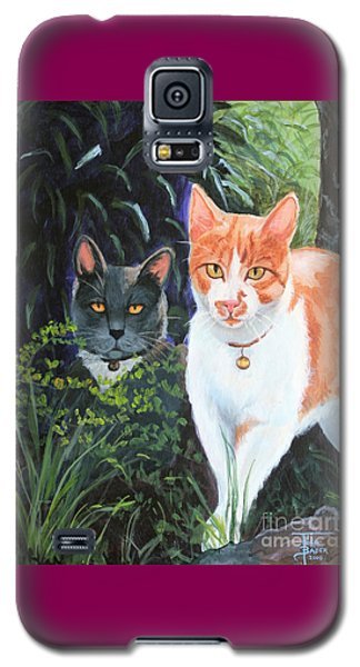 Califorian Cats Galaxy S5 Case