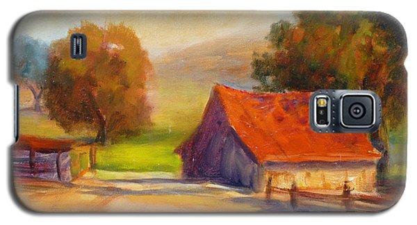 California Barn Galaxy S5 Case