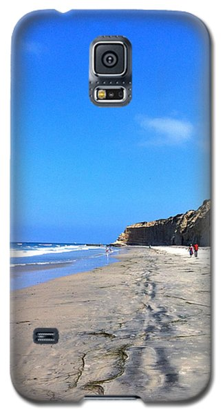 California Beach Hike Galaxy S5 Case