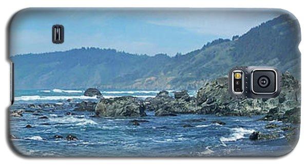 California Beaches 3 Galaxy S5 Case