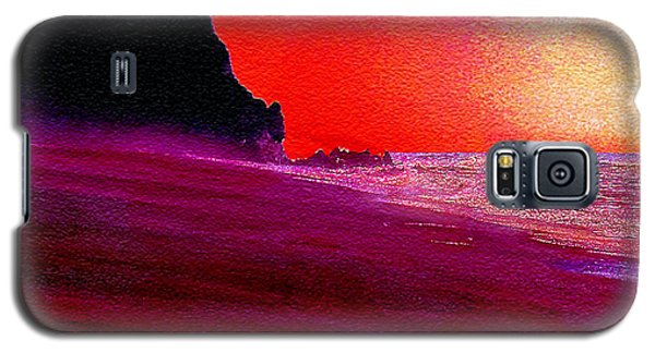 California Beaches Galaxy S5 Case