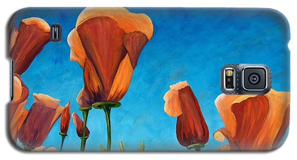 California Closeup Galaxy S5 Case by Terry Taylor