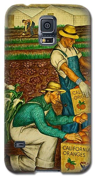 California Farmers Galaxy S5 Case