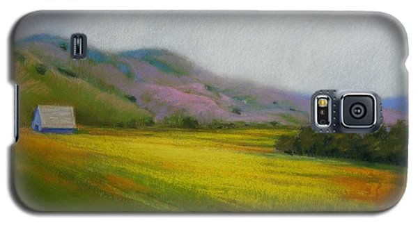 California Field In May  Galaxy S5 Case