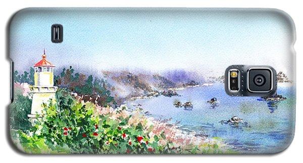 Lighthouse Trinidad California Galaxy S5 Case
