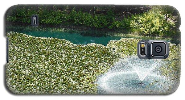 Calistoga Summer Galaxy S5 Case by Mini Arora
