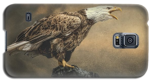 Galaxy S5 Case featuring the photograph Call Of The Wild by Brian Tarr